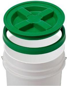 55 gallon seal lid