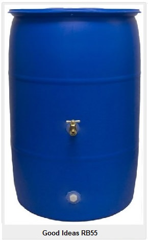 55 gallon food grade plastic drum