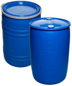 plastic water barrel for sale