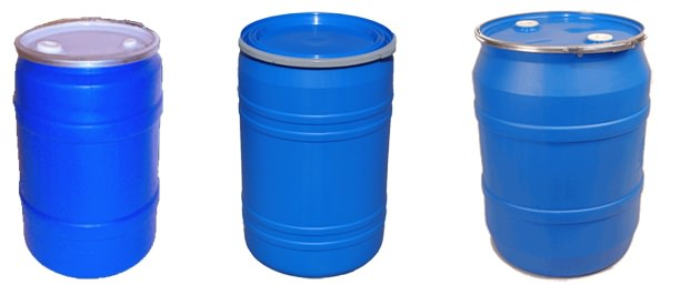 best 55 gallon drum plastic